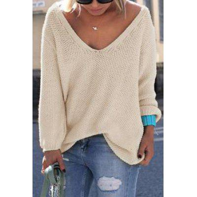 Pullover Long Sleeve Sweater