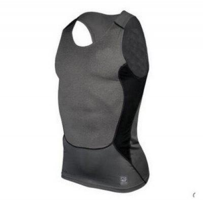 Men Compression Sleeveless Sports Tight Shirts for Training or Running