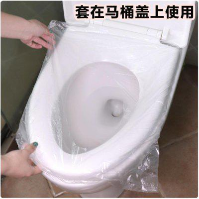 Disposable Toilet Mat Travel Business Trip Seat Water Proof Dirty Pregnant Lying Pad Single Sheet.