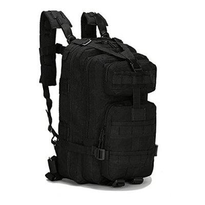 Indepman Military Tactical Assault Backpack Molle Camouflage Hiking Camping Trekking Sport Bags Waterproof Nylon Attract Rucksack