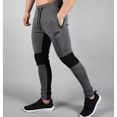Mens Gym Sport  Fashion Skinny  Sweat Pants