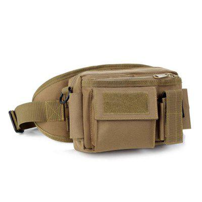 Military Tactical Waist Pack Pouch Hiking Hunting Climbing Bag