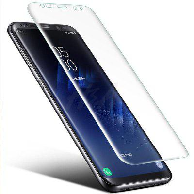 9H закаленное стекло Screen Protector Film Edge Full Cover для Samsung Galaxy S8 Note 8 S9