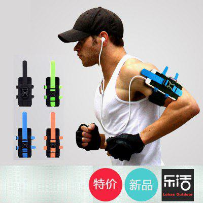 Outdoor Sports Running Arm Pack Mobile Phone Wrist Bag Military Fans Fitness Equipment Riding Small Bag