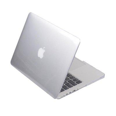 Waterproof Scratch Resistant Transparent Notebook Protection Shell for Apple Macbook Pro Retina 13.3 inch Applicable