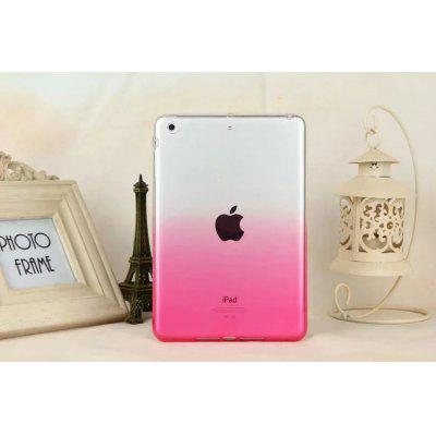 Candy Color Transparent Protect Case for IPad
