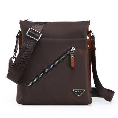 Maletín Laptop Hombro Messenger Canvas Bag