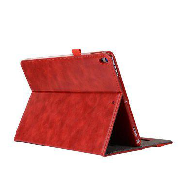 Suitable Samsung Tab Version T380 Leather T385 Protective Cover Handgrip Silicone Back Shell