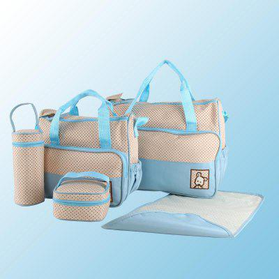 Nappy Handbag Tote Package Diaper Baby Mom Bag for Women