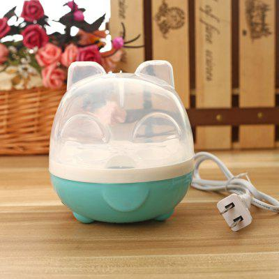 G06 Compact Multi-function Egg Cooker Intelligent Automatic Power off Small Steamed Egg