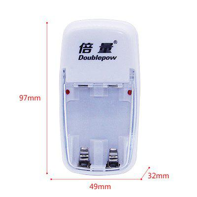 Double Rechargeable Battery Charger for AAA / AA