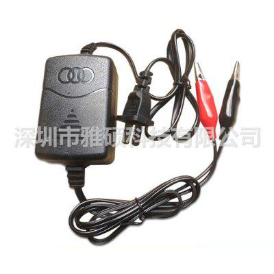 Smart Battery Charger Motorcycle Batterij Oplader 13.8V Oplader 12 Volt Batterij Opladen Treasure