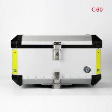 Gearbest price history to Chengwei Large Aluminum Alloy Tail Box Motorcycle Trunk Storage Box Locomotive Supplies Motorcycle Accessories