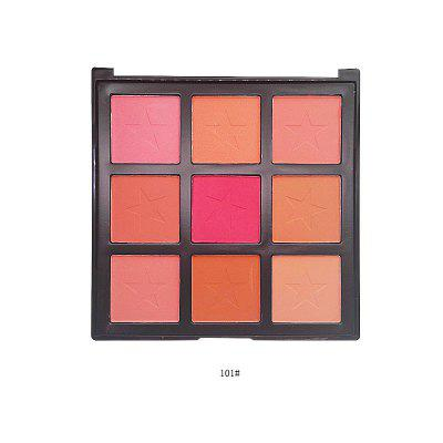 Blush Repair Powder Two-in-one High-light Shadow Decoration Contour Durable Waterproof Anti-sweat Light
