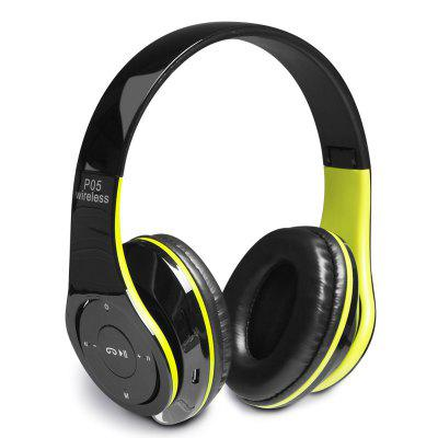 Caldecott Stereo TF Card Support Bluetooth Headset