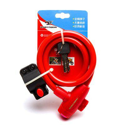 Anti-theft Lock Mountain Bike Lock Motorcycle Lock / ROB Color Wire Lock Rust Point Price