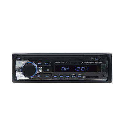 Mp3 Bluetooth Hands-free Call Lossless Music Radio Audio Car CD Player
