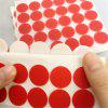 Round Double-sided Adhesive PE Foam Double-sided Tape Set - DIAMETER WHITE 15MM*56PCS
