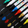 SP111 Color Marker Warehouse Office Album Graffiti Pen - ZILVER