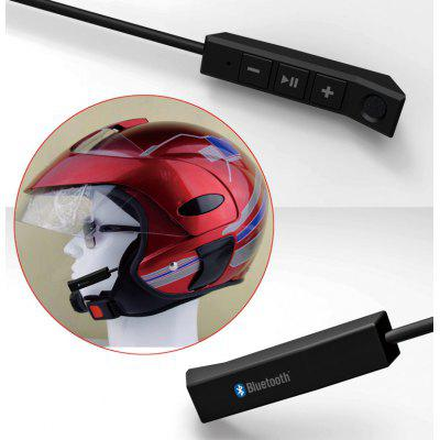 Motorcycle Hat Helmet Bluetooth Headset Walkie Talkie Automatically Answer Hands-free Call for Motorcycle