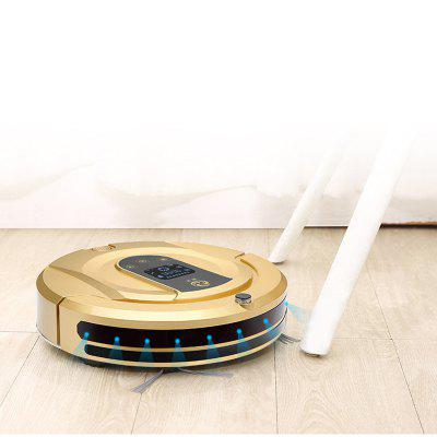 German Craft Sweeping Robot Household Vacuum Cleaner Ultra-thin Intelligent Automatic Wiping Machine Mopping Machine Image