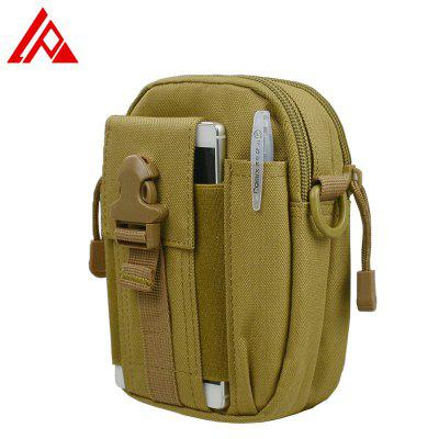 Tactical Pockets Camouflage Bag Wear Belt Outdoor Pockets Running Sports Casual Mobile Phone Pockets