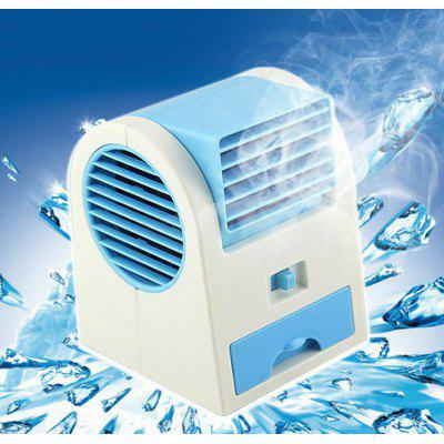 Direct Supply Mini Air Cooler USB Cooling Fan Water Cooling Air Conditioning Fan Portable Car Micro Small Air Conditioning