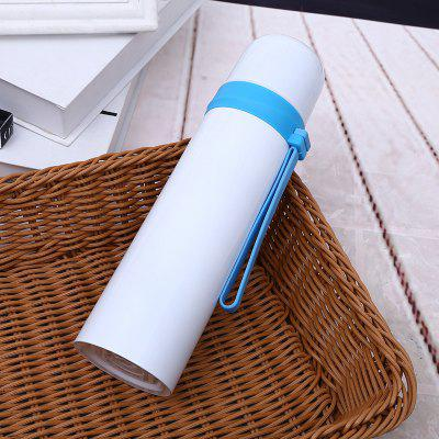 Mug Stainless Steel Creative Cup Student Portable Gift