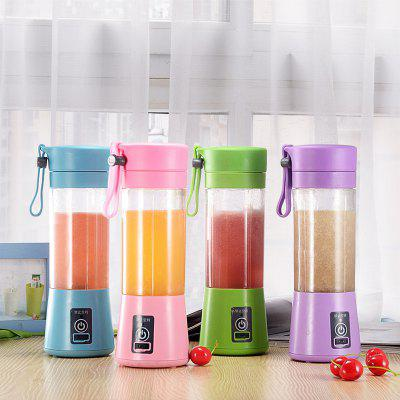 Small Electric Portable Juice Cup Juice Cup Mini Juice Machine Rechargeable Household Juicer