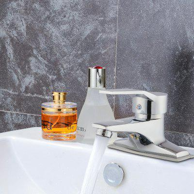 IELTS Basin Faucet Two Hot And Cold Double Hole Copper Faucet Umywalka Łazienka Hydraulika Hardware Batch