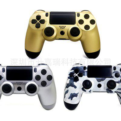 Controller di gioco con impugnatura a vibrazione Bluetooth wireless per PS4 Generation