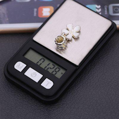 Pocket Scale 200 G 0.01 Electronic Gold And Silver Jewelry Scale