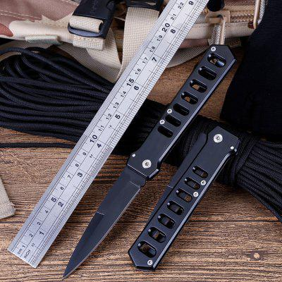 Outdoor Tactics Wild Wilderness Survival Multi-function Folding Knife