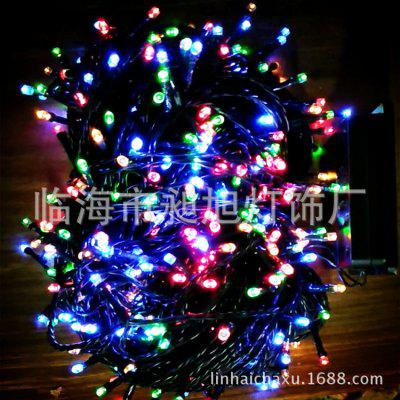 1000 Head 102 Meters Led Lights Solar String Waterproof Landscape Decorative City Lighting Christmas