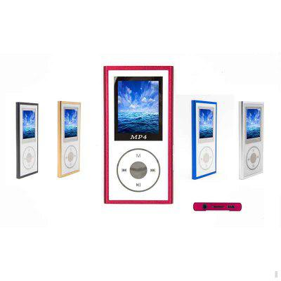 Bluetooth Mp4 Player With Off-screen Player Card Recorder Bluetooth Music Player