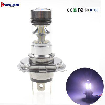 Car LED High Power Fog Light H4 100W 20LED Sharp LED Fog Light Bulb