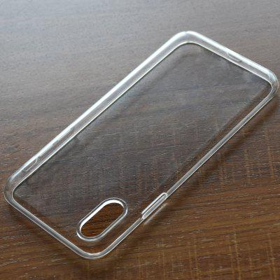 Phone Case for iPhoneXS Mobile Phone Case TPU Transparent for IphoneXR 6.1 Protective Cover XS MAX6.5