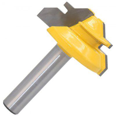 45 Degree Woodworking Milling Cutter