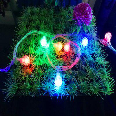 Led Round Ball Light Ball String Christmas Lights Wedding Decoration Bedroom Photo Bubble Ball Lights