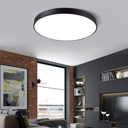 Ultra Thin Ceiling Lamp Round Led