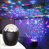 Explosion Bar Party Led Atmosphere Lights Ktv Stage Disco DJ Lights With Crystal Small Magic Ball Lights Voice Control Lights - 55*45MM
