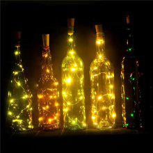 Gearbest price history to Red Wine Cork Light String 1.4 M 15led Wine Bottle Light String Holiday Party Cork Light