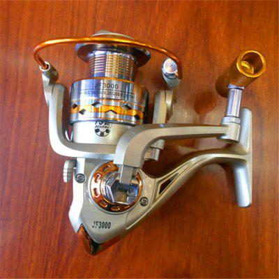 JF Series 13-axis Metal Head Fishing Reel Spinning Wheel Fishing Reel Fishing Gear