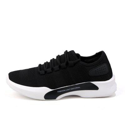 Summer Breathable Casual Sports Net Shoes Korean Version for Men