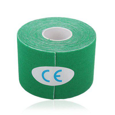 Sports Muscles Stick Muscle Protector Cotton Waterproof 5cm Muscle Paste / Intramuscular Effect Kinesiology Tape