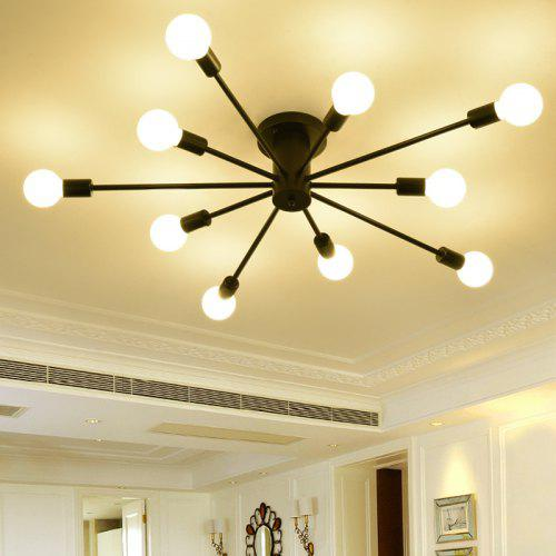 Modern Creative Led Ceiling Lamp Personality Nordic Small Apartment Living Room Dining Room Bedroom Study Simple Ceiling Lamp
