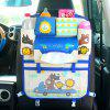 New Car Seat Storage Bag Back Seat Back Pocket Multi-purpose Baby Supplies Hanging Bag - FOX