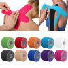 Sports Muscles Stick Muscle Protector Cotton Waterproof 5cm Muscle Paste / Intramuscular Effect Kinesiology Tape - RED