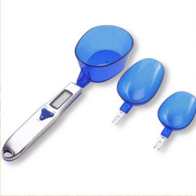 Kitchen Electronic Scales Spoon Scales 0.1g Electronic Scales Food Called Baking Scales Weighing 3 Spoons