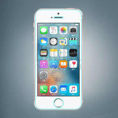 Tempered Glass Film Iphone5s Glass Film 5c 5S Protective Glass Explosion-proof Film for iPhone5